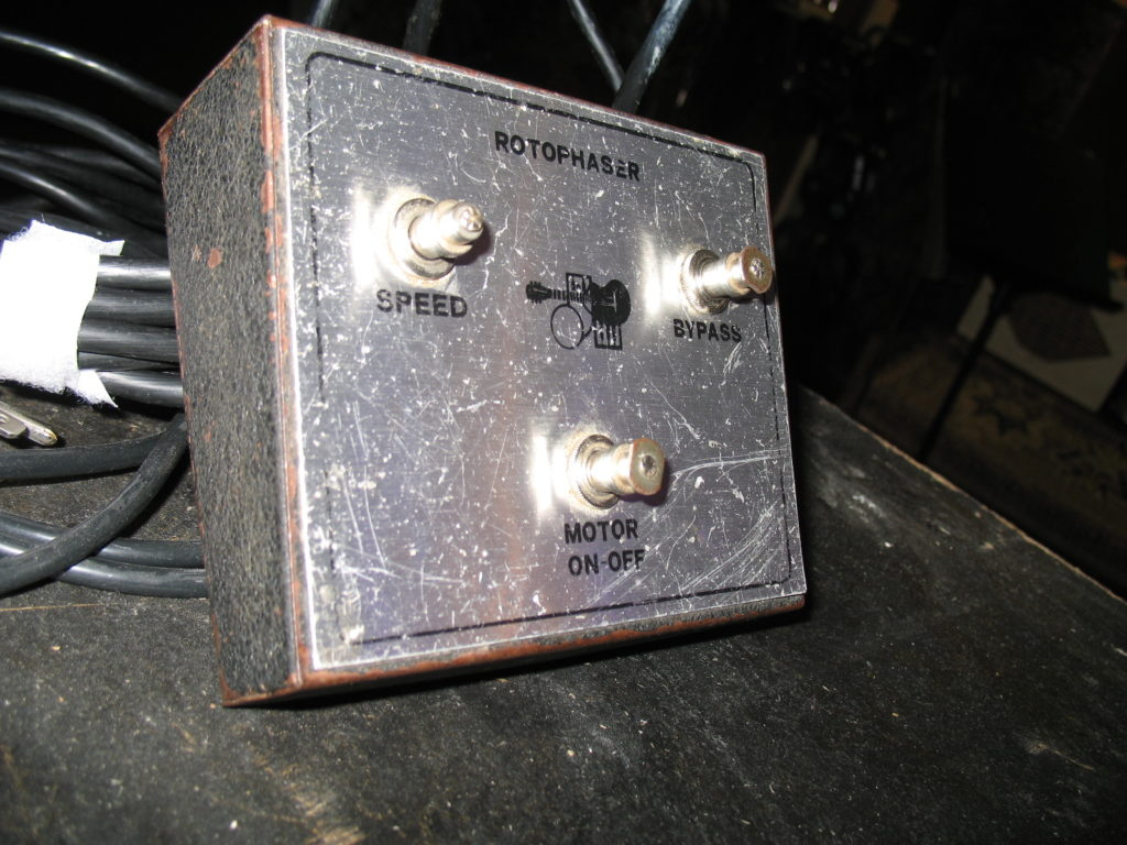 MTI Rotophaser Footswitch